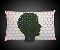 Surround Sound Bluetooth Pillowcase