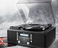 Vinyl-to-Digital USB Turntable