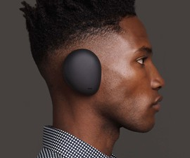 Human True Wireless Over-Ear Headphones