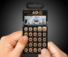 Pocket Operator Synthesizers