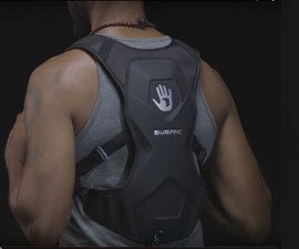 SubPac M2 - Immersive & Tactile Audio Vest