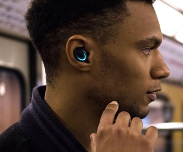 ba34ea9f820 The Dash - Wireless Smart Earphones | DudeIWantThat.com
