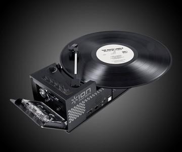 Ion Vinyl/Cassette Player & MP3 Converter