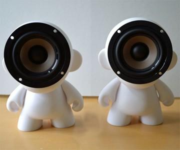 Munny Doll Speakers