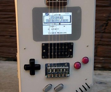 Nintendo Guitar Boy