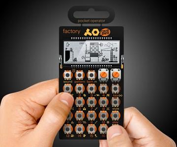 Pocket Operator Synthesizers