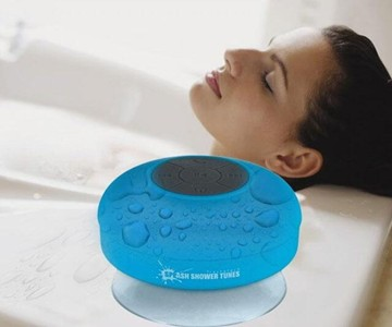Splash - Waterproof Bluetooth Wireless Speaker