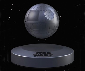 Star Wars Death Star Levitating Speaker