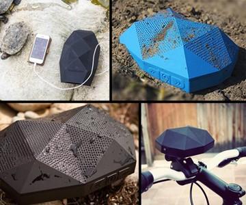 Turtle Shell Wireless Boombox