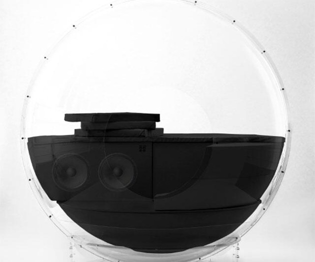 AudioOrbs - Habitable Speakers