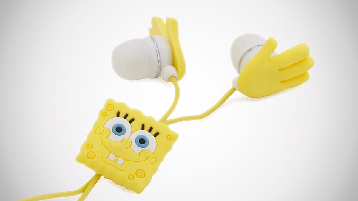 SpongeBob SquarePants Earbuds