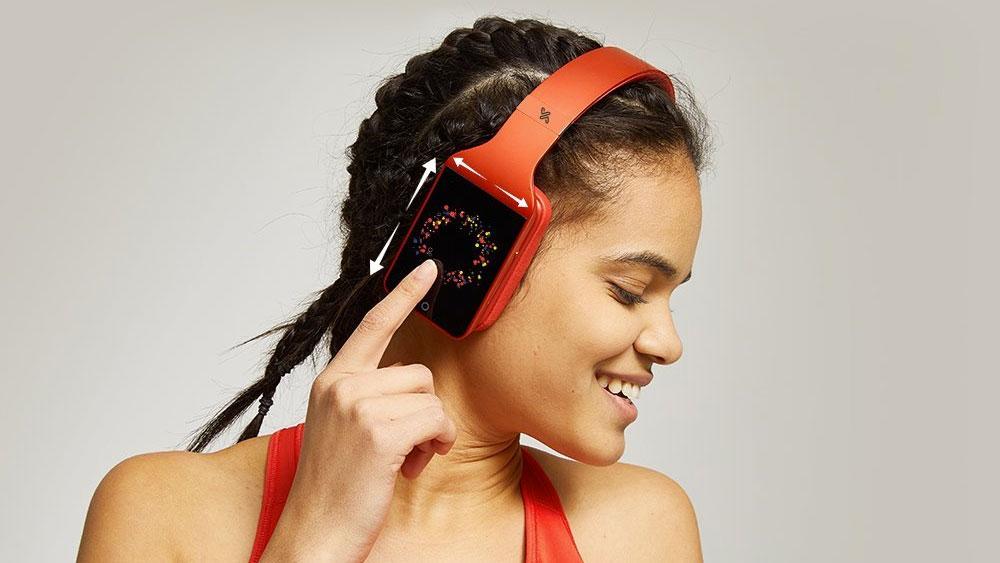 VINCI Smart Headphones with AI