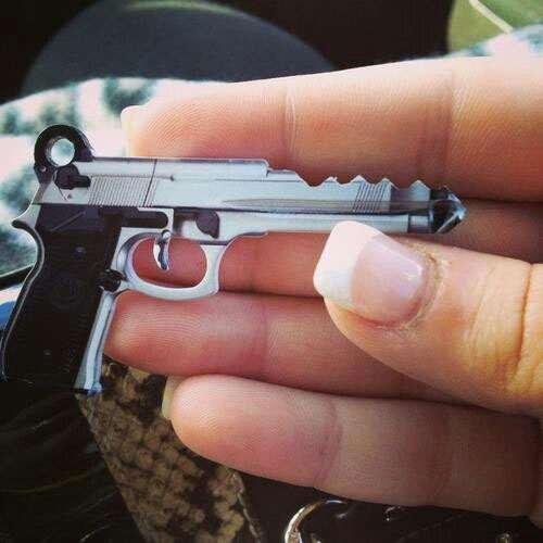45 Caliber Gun Key Blank Dudeiwantthat Com