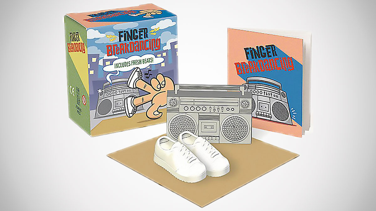Finger Breakdancing Kit