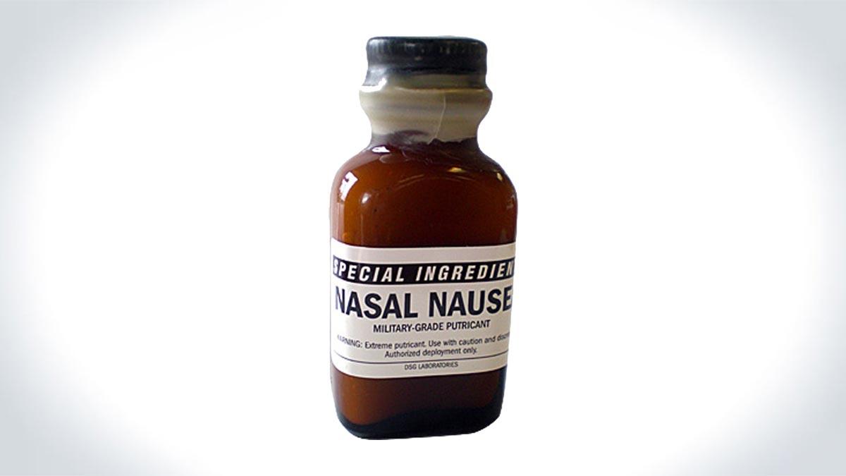 Nasal Nausea - Military-Grade Stink Solution