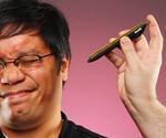 Rubber Band Shooting Pen