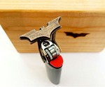 Batman Branding Iron