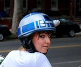 R2D2 Helmet