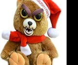 Feisty Pets Santa Bear