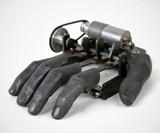 Fingers Mk III - Tapping Fingers Mechanical Sculpture