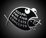 Gulpo - Car Decal Eating Decal