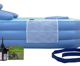 Inflatable Floating Bathtub