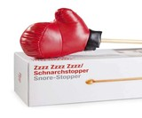 Snore Stopper ZZZZZZ Boxing Glove Stick