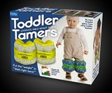 Toddler Tamers Leashless Child Ankle Weight System