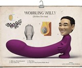 Wobbling Willy - Your Face on a Dildo (NSFW)