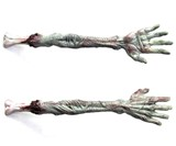 Zombie Back Scratcher - Front & Back Views
