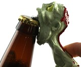 Zombie Bottle Opener - Profile View