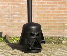 Darth Vader Stove
