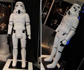 Life-Size Stormtrooper Action Figure