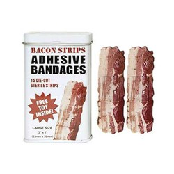 Bacon Band Aids