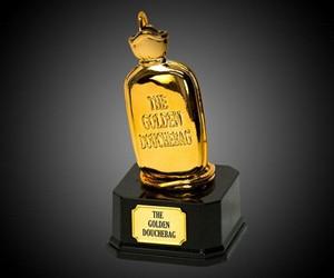 The Golden Douchebag Trophy