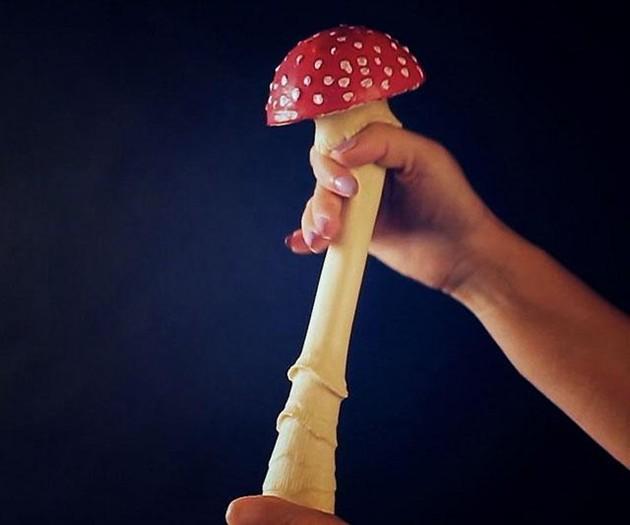 Stress Mushrooms