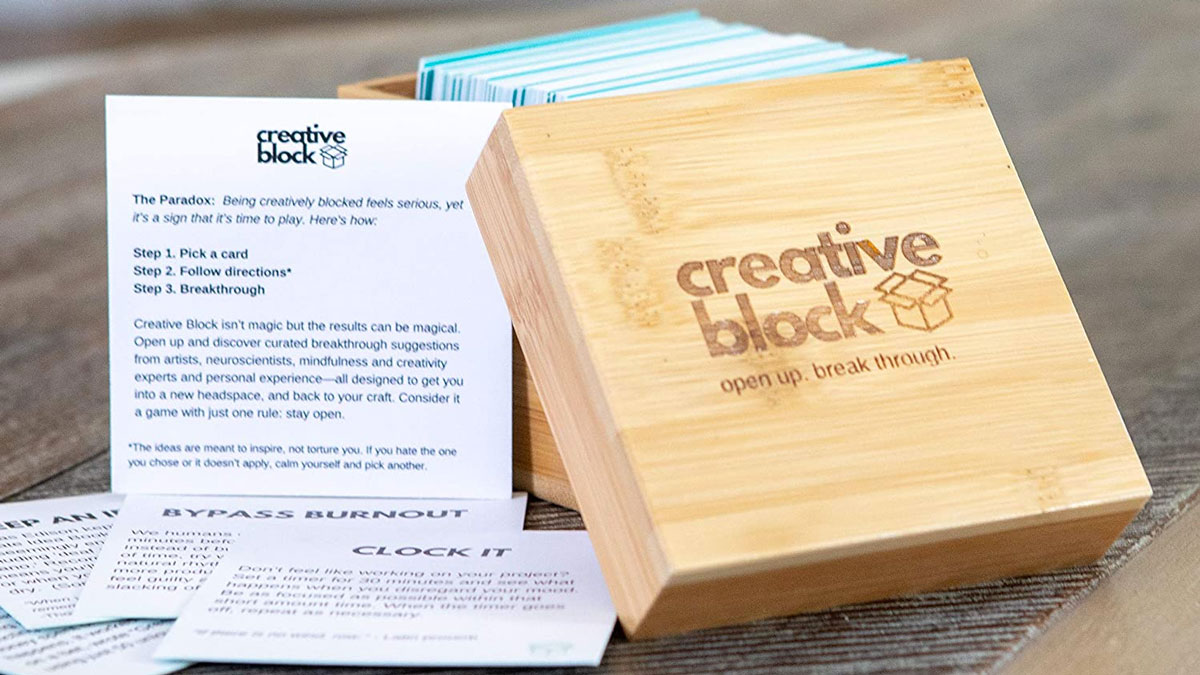 Creative Block - Problem Solving & Brainstorming Ideas