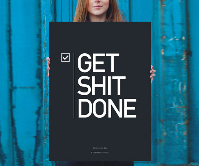Get Sh*t Done Poster