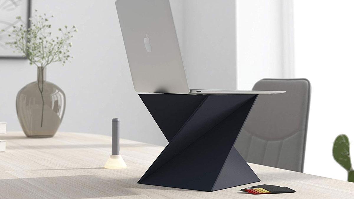Levit8 Flat-Folding Portable Standing Desk