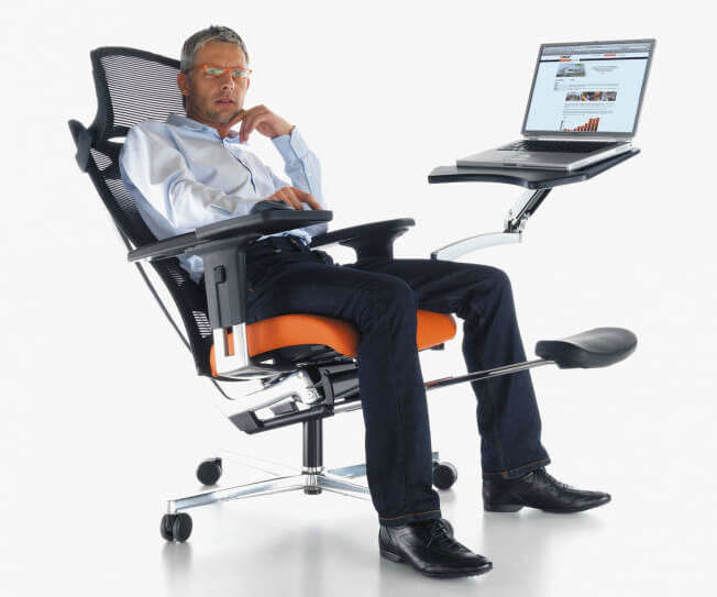 Luxury mPosition Mobile Workstation