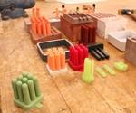 Nesl Desk Organizer Fabrication