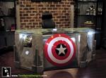 The Avengers Desk