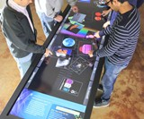 Interactive Touch Table - Pano
