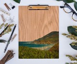 National Park Wood Clipboards