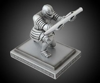 Executive Knight Pen Holder