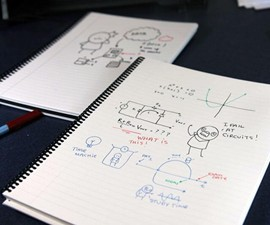 Wipebook - Whiteboard Notebook