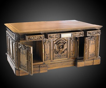 American President S Resolute Desk Replica