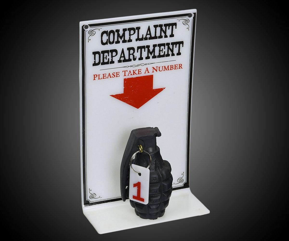 Midas Complaints Department