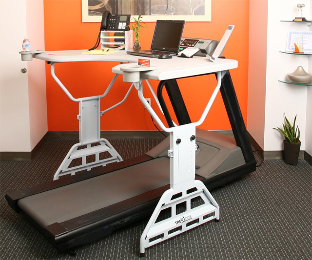 Treadmill Desk ...