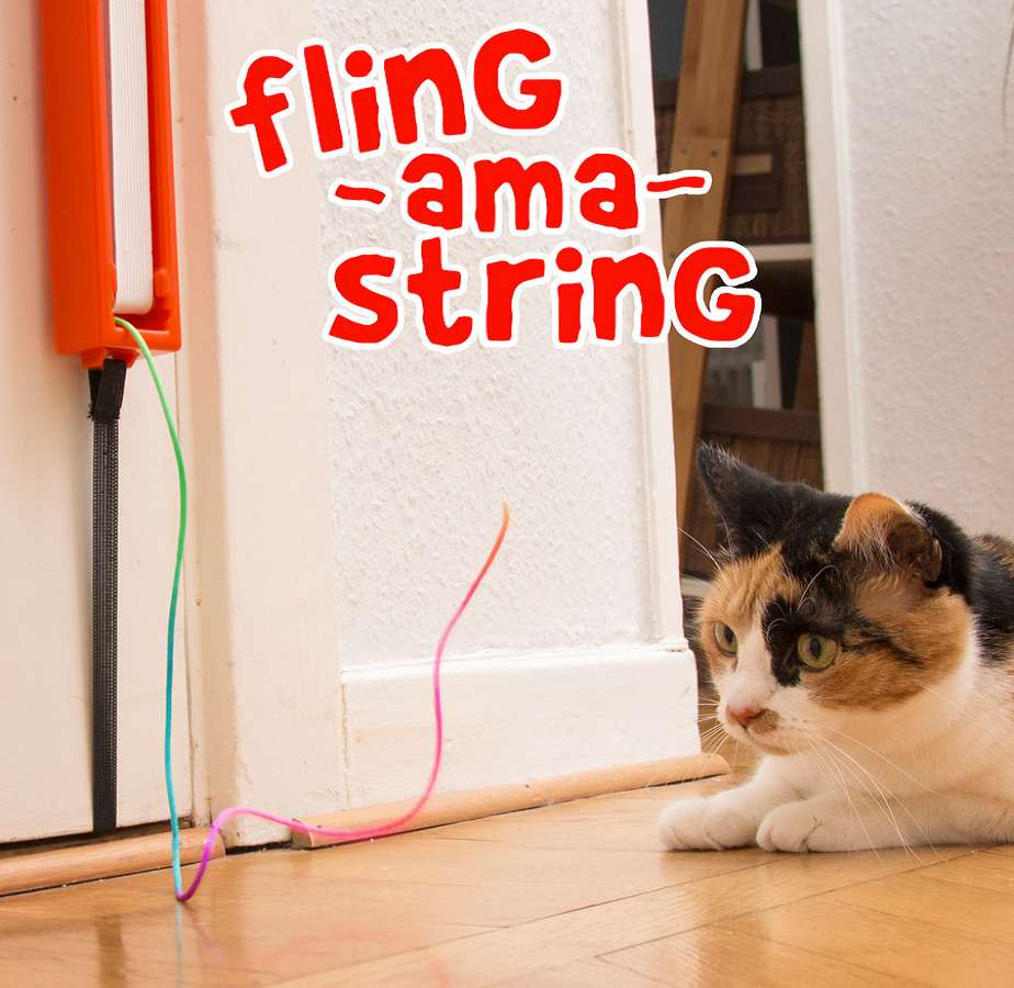 Fling Ama String Cat Toy In Australia